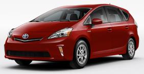 Product Image - 2012 Toyota Prius v Three