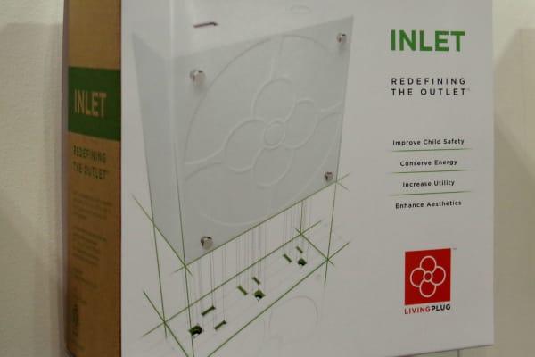 Livingplug inlet box
