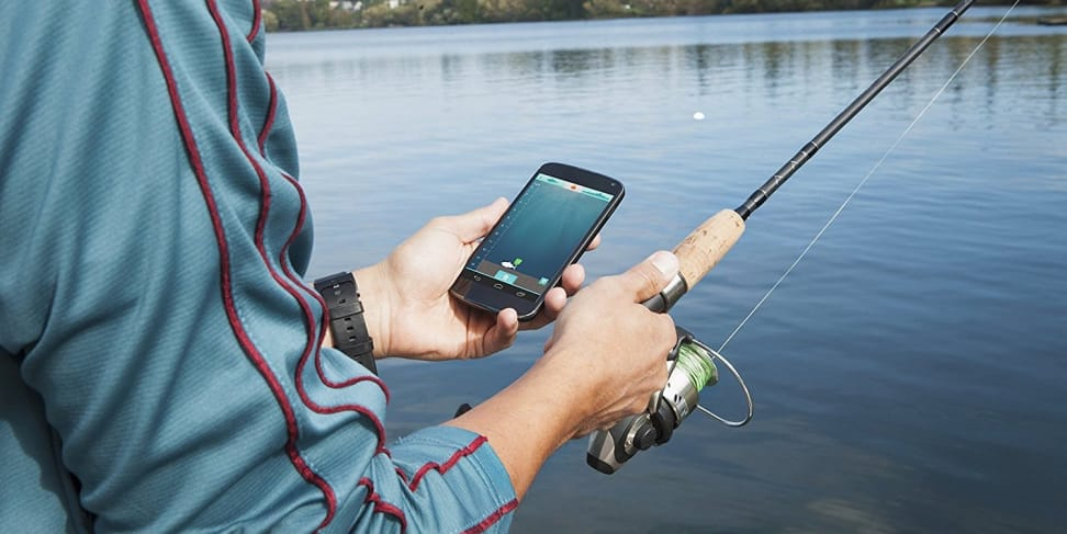 iBobber Wireless Bluetooth Smart Fish Finder