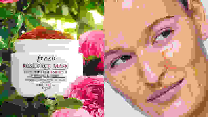 FreshRoseMask