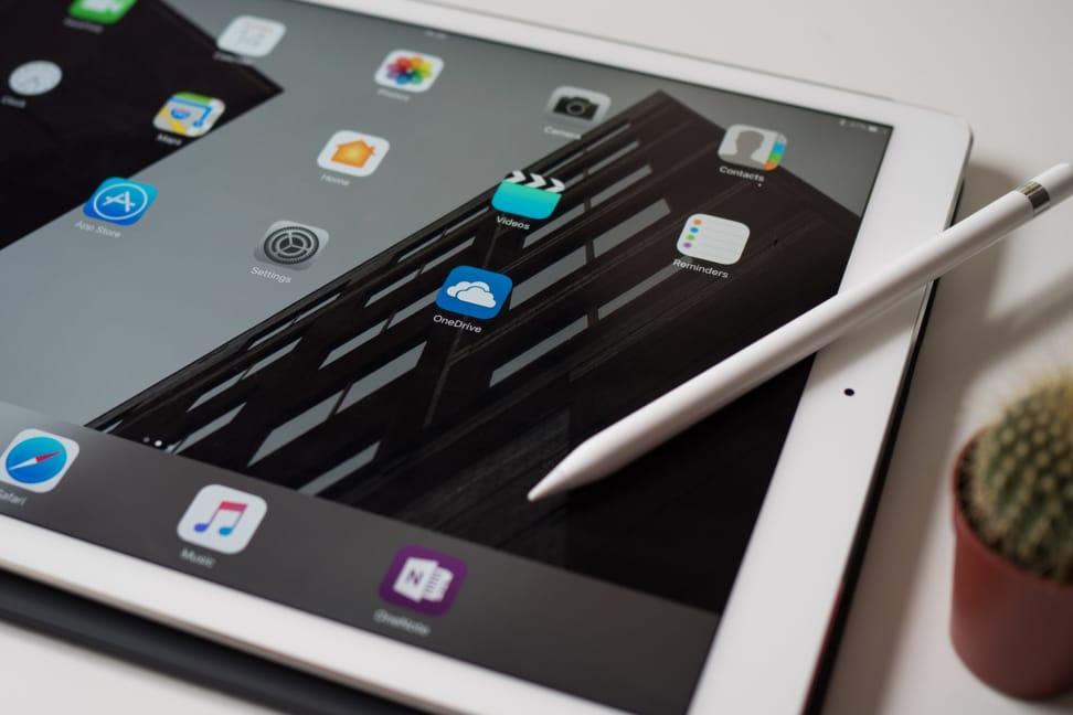 Apple iPad Pro Home Screen