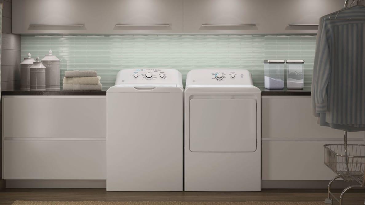 GE GTW335ASNWW Top-loading Washing Machine Review