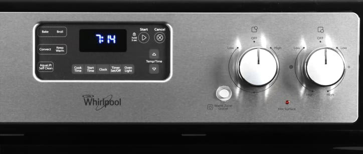 Whirlpool WFE540H0AS Electric Range Review - Reviewed Ovens