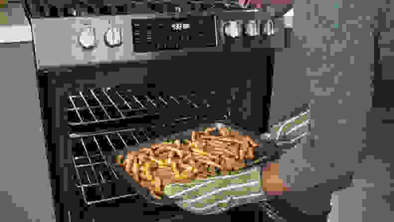 Frigidiaire Air Fry Range: Fries