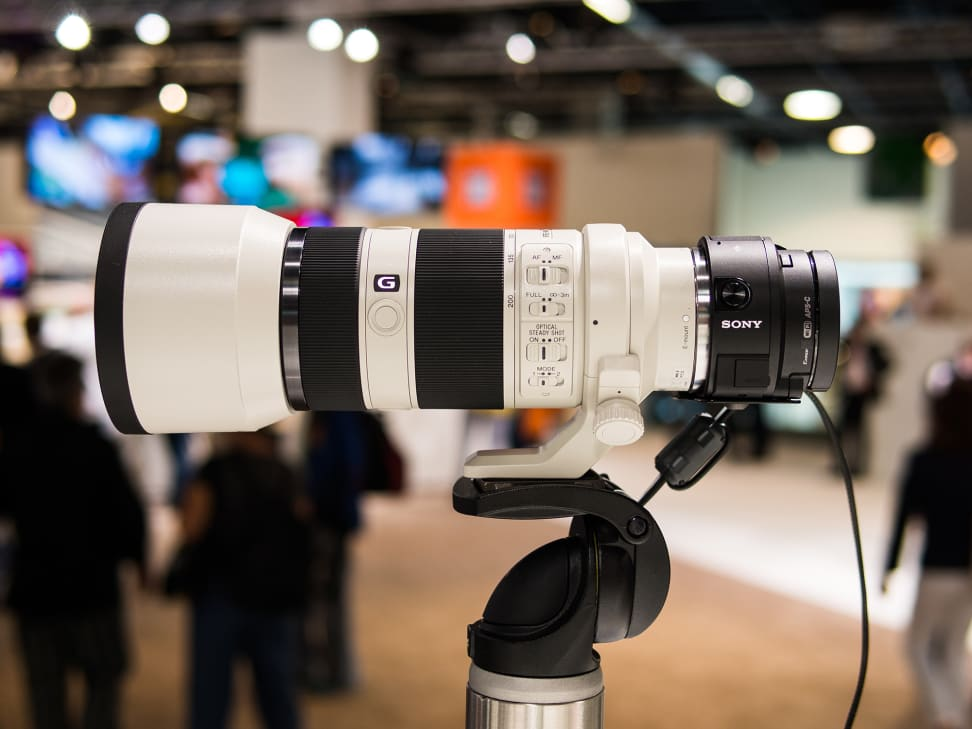 Sony Cyber-shot QX1 – With 70-200mm f/4