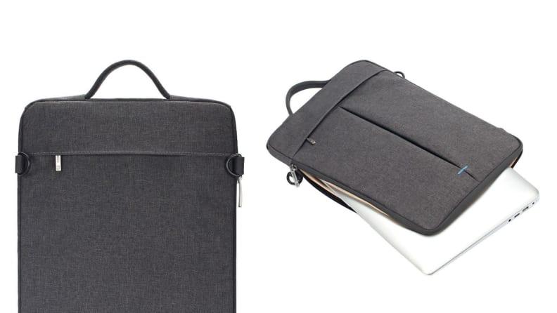 domiso laptop sleeve details