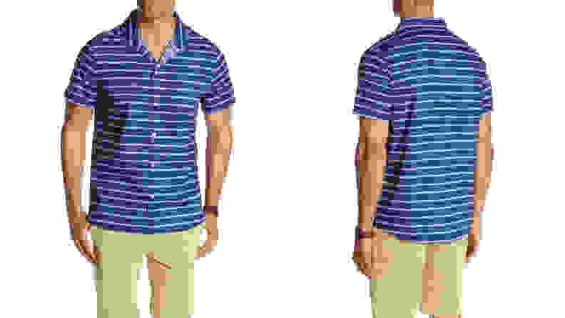 Threads 4 Thought Brandon Beach Button Regular Fit Shirt