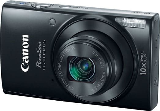 Product Image - Canon PowerShot ELPH 190 IS