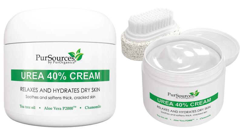 PurSources Urea 40% Foot Cream