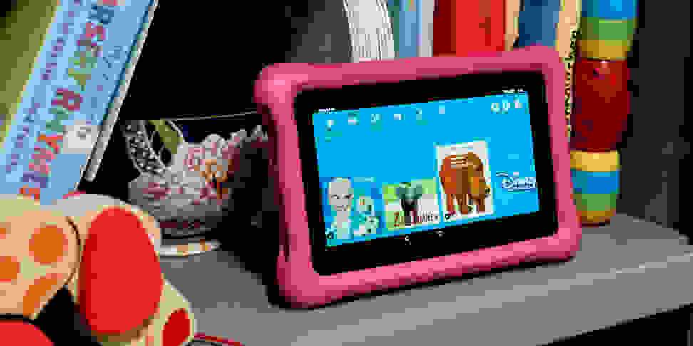 Amazon is having a Fire sale on our favorite kids tablet