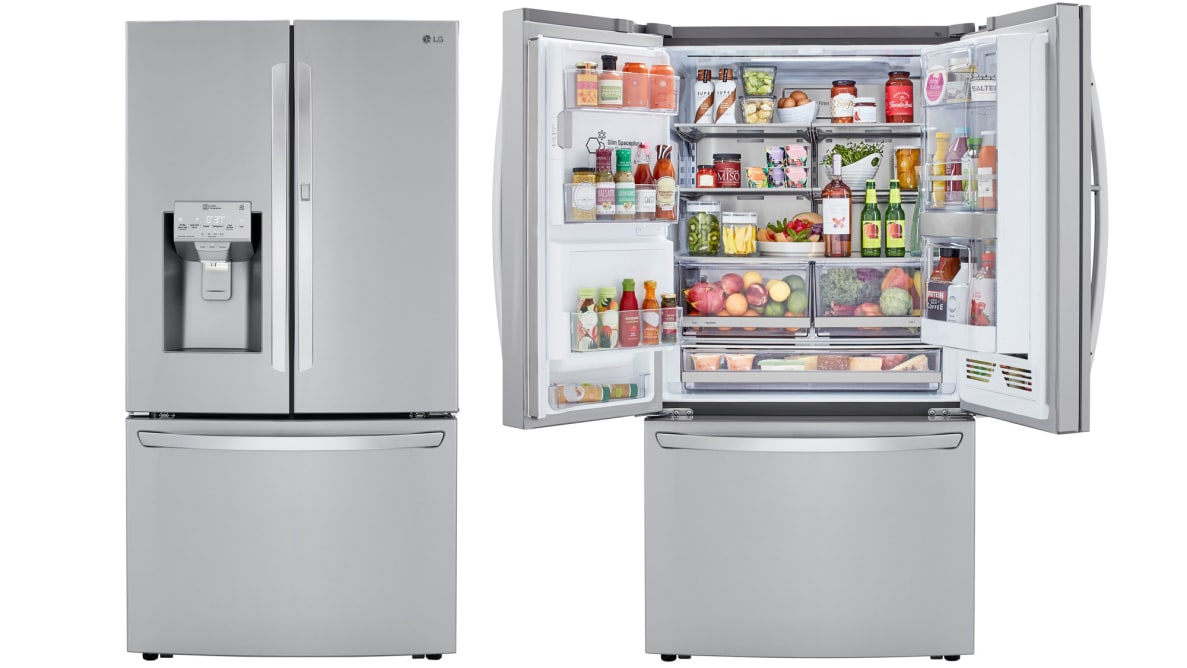 LG LRFDC2406S French-Door Refrigerator Review