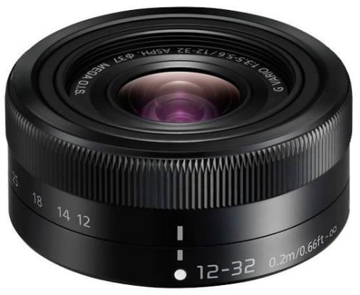Product Image - Panasonic Lumix G Vario 12-32mm f/3.5-5.6 ASPH. Lens