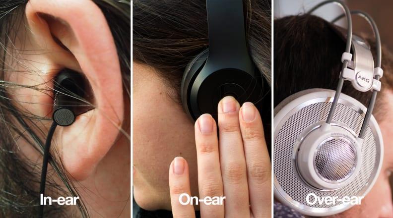 different_headphone_types