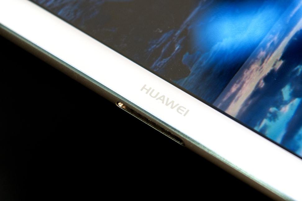 Huawei Logo on MateBook