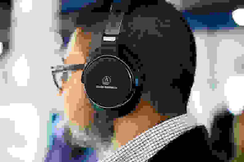 Audio-Technica MSR7NC – Build