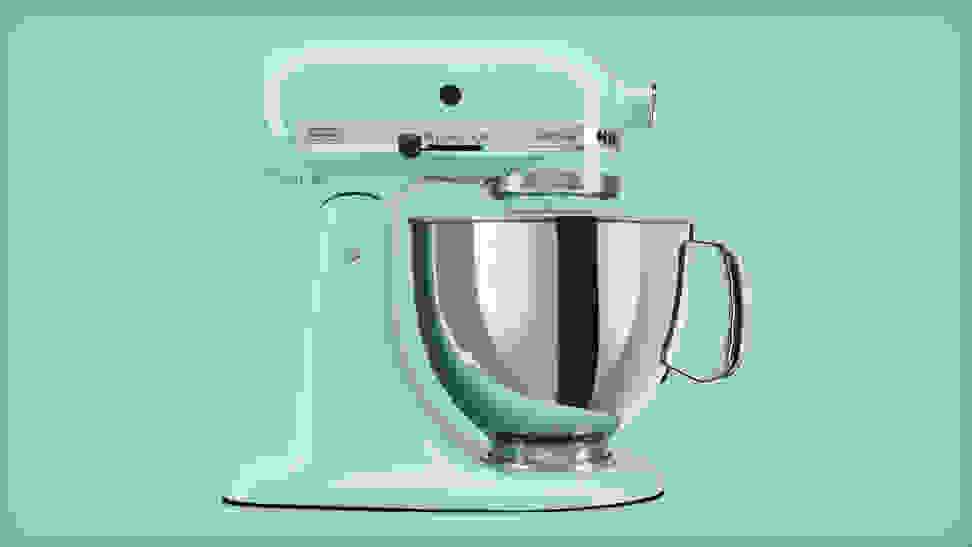 The mysterious appeal of the KitchenAid mixer