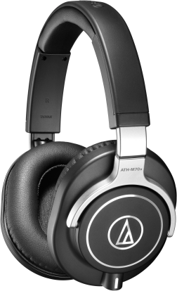 Product Image - Audio-Technica ATH-M70x