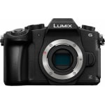 Panasonic lumix dmc g85