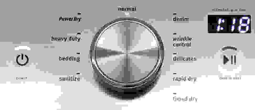 Maytag Bravos MEDB835DW Cycles