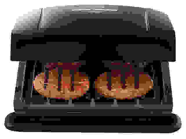 George Foreman 4-Serving Grill