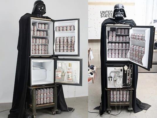 Darth Vader Fridge