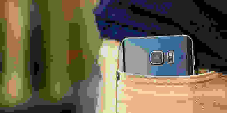 Samsung Note 5 Pocketable