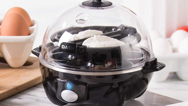 Dash rapid egg cooker review: Standard version