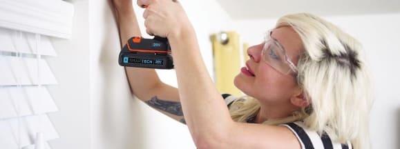 Black and decker smartech drill lead