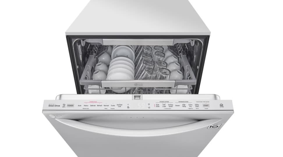 LG LDT7808ST dishwasher
