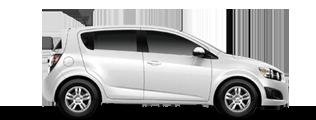 Product Image - 2013 Chevrolet Sonic Hatchback LT Manual