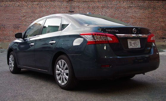 2013 Nissan Sentra Inexpensive Inoffensive And Comprehensive