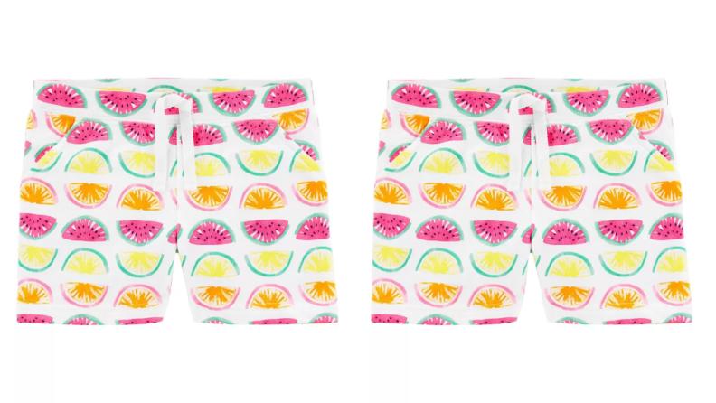 Fruit shorts