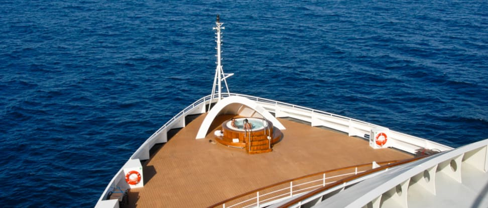 Product Image - Seabourn Cruise Line Sojourn