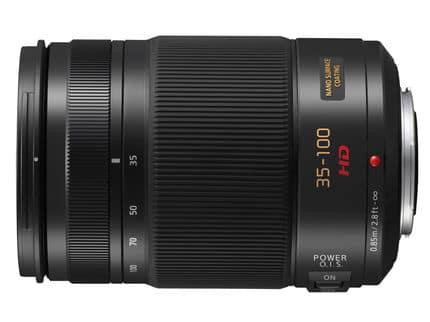 Product Image - Panasonic Lumix G X Vario 35-100mm f/2.8 ASPH. Lens H-HS35100