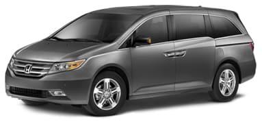 Product Image - 2012 Honda Odyssey Touring