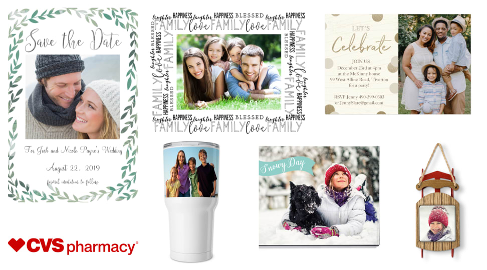 CVS Photo Printing Services