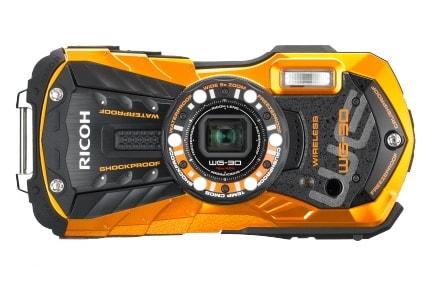 Product Image - Ricoh WG-5 GPS