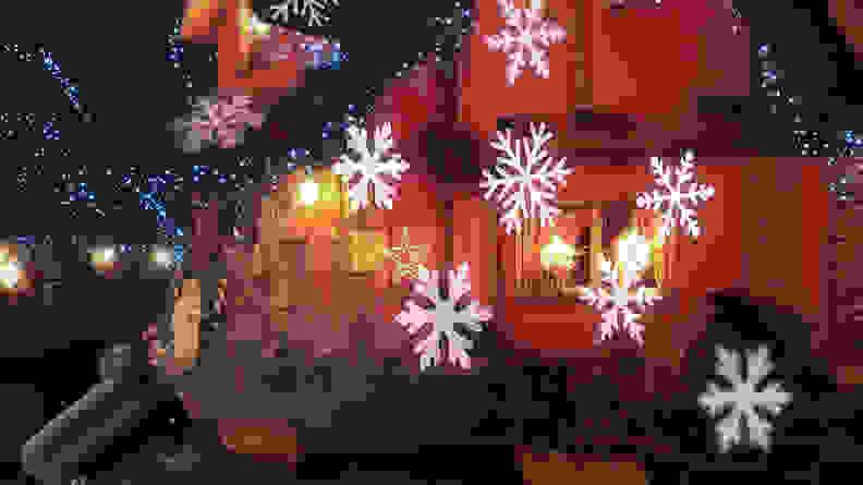 Centeni Christmas Projector