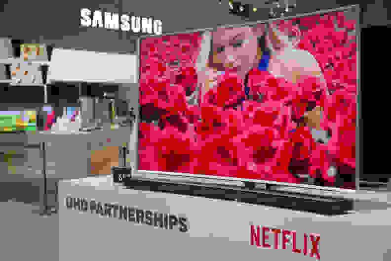 Samsung and Netflix4K Streaming