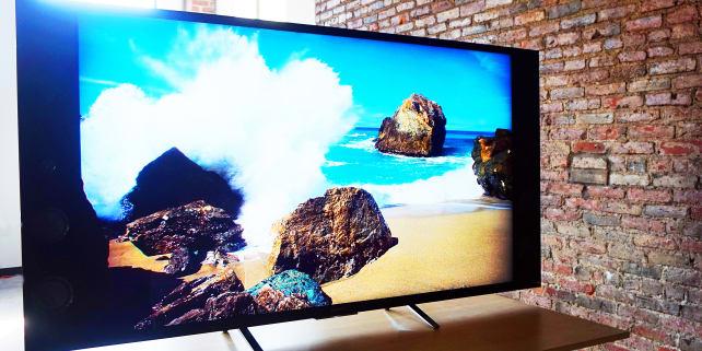 The Sony X930C HDTV