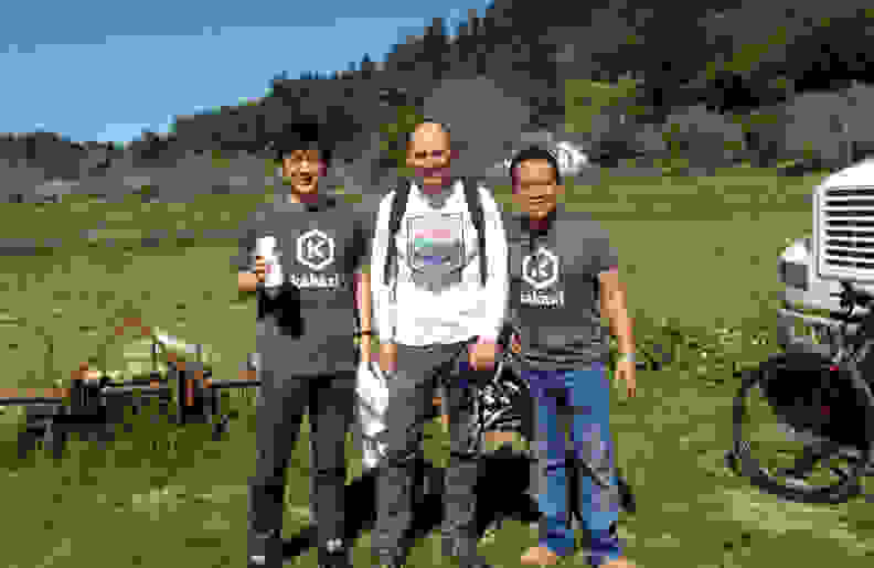 Kakaxi Founders