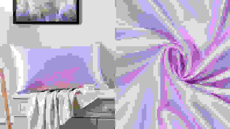 Ravmix 100% Pure Mulberry Slip Silk Pillowcase