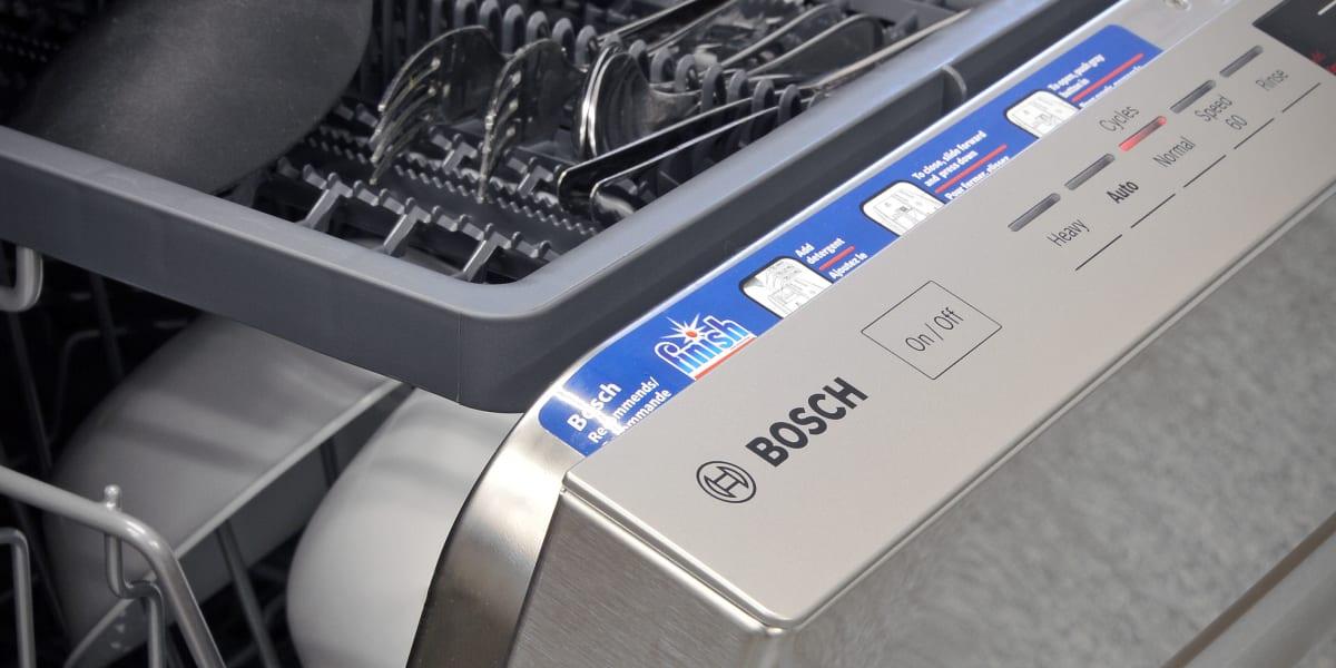 Bosch 300 Series Dishwasher Review - Reviewed Dishwashers