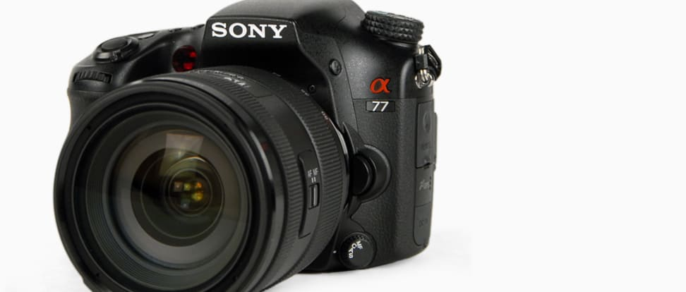 Product Image - Sony Alpha A77