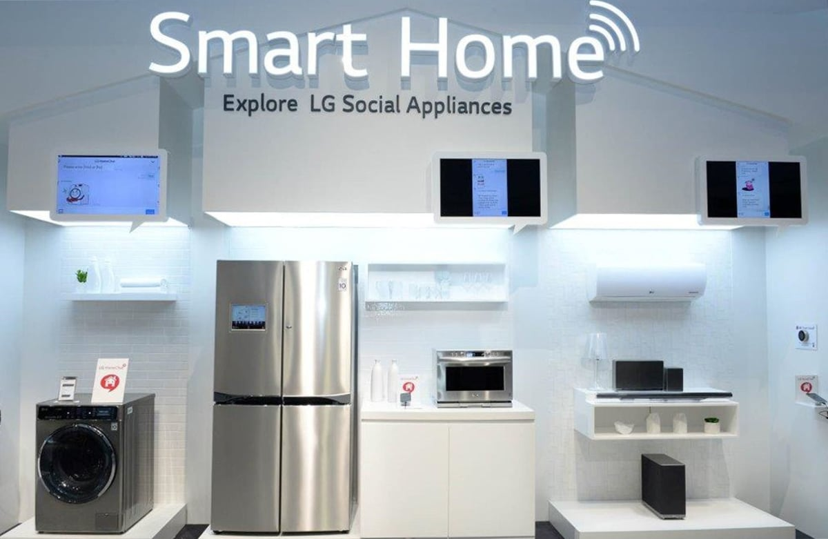LG\'s New Smart Home Appliances Talk to You, and Their Competitors ...