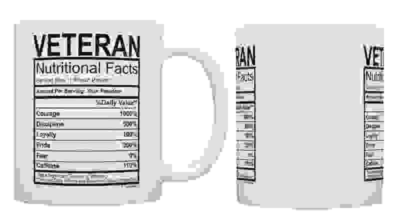 Veteran Mug