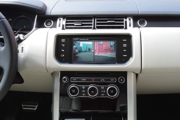 dashboard view surround camera