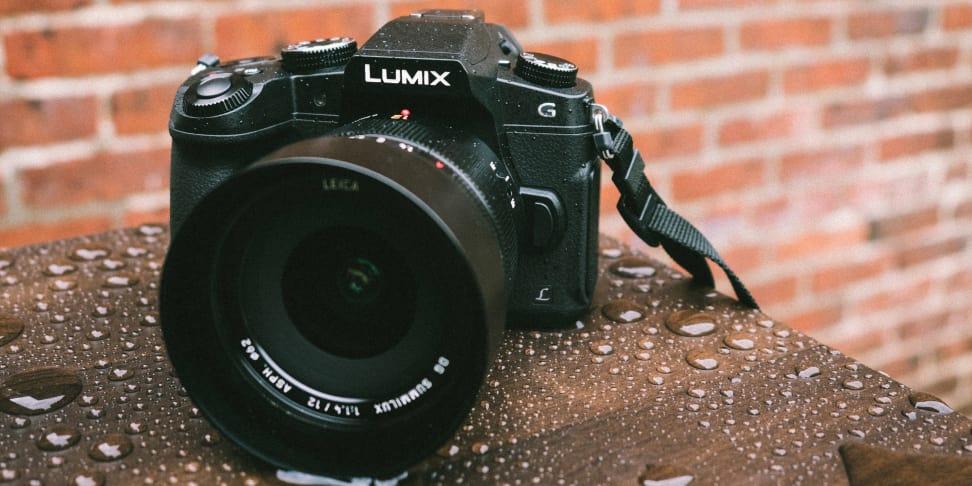 Product Image - Panasonic Lumix DMC-G85