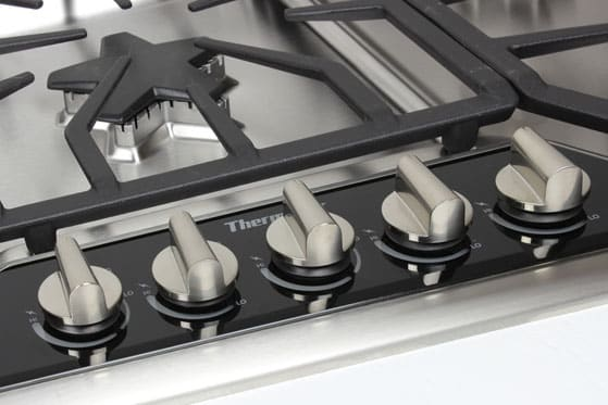 Thermador Gas Cooktop With Downdraft: Thermador SGSX365FS 36-Inch Gas Cooktop Review