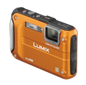 Product Image - Panasonic Lumix TS3